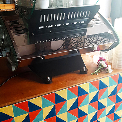 La machine à café de Fragments