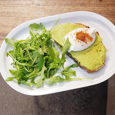 L'avocado toast de Braun Notes