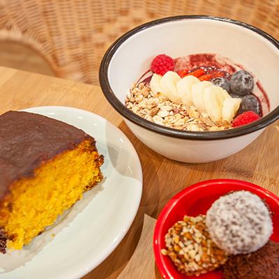 Les gâteaux de Cafuné