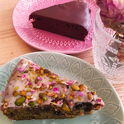 Les gâteaux d'Ibrik