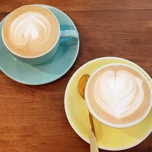 Les latte art de Léandrés