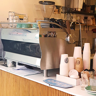 La machine à café de 5Pailles
