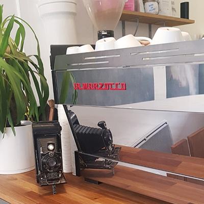 La machine à café de Fringe