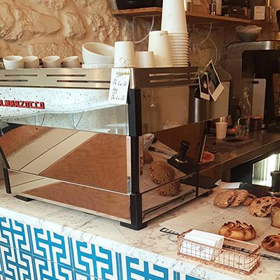 La machine à café de Ob-La-Di
