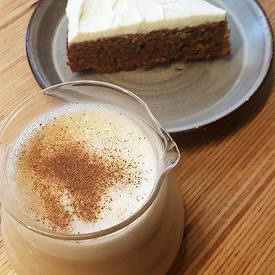 La pause goûter à Nuance Café