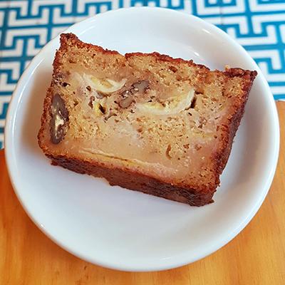 Le banana bread de Ob-La-Di