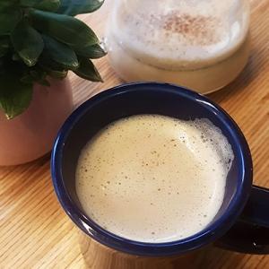 Le chai latte de Nuance Café