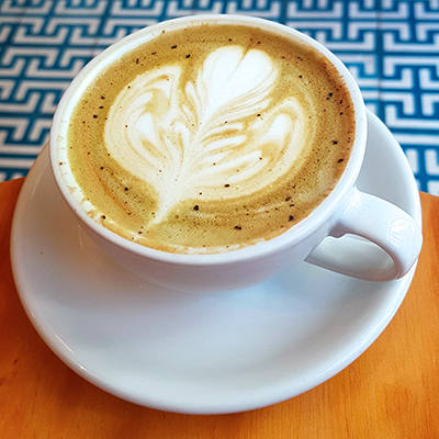 Le matcha café de Ob-La-Di