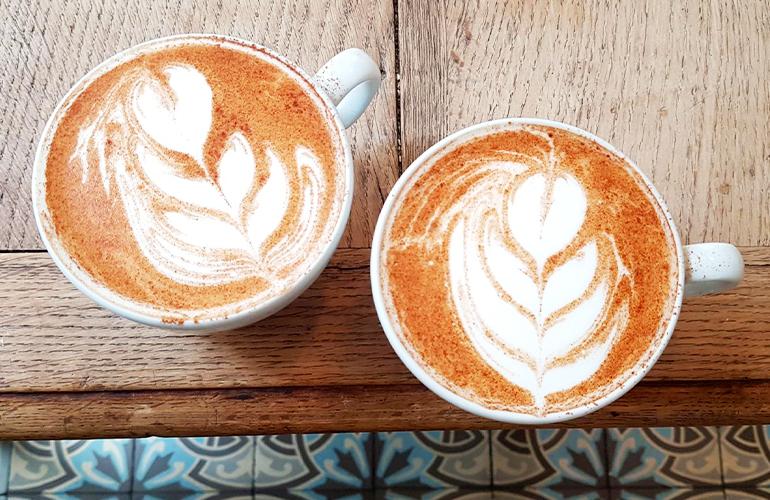 Les meilleurs chai latte