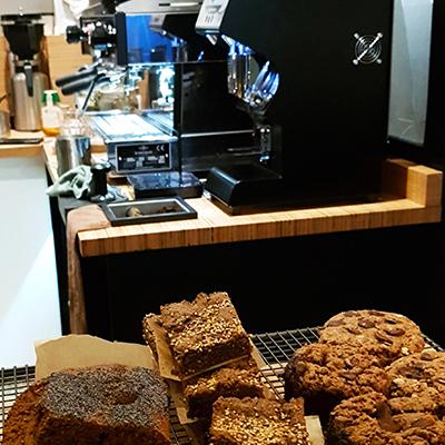 La machine à café de Grounded