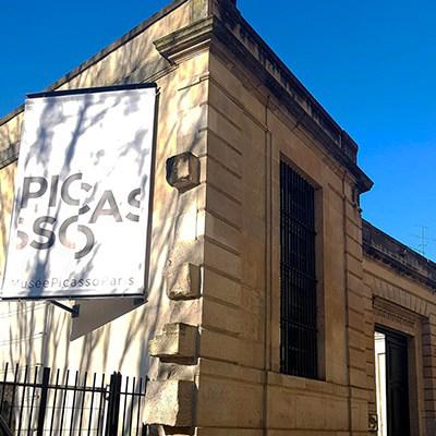 Le musée Pablo Picasso