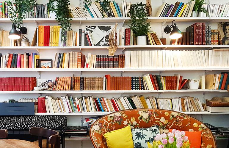 Les coffee shops pour lire