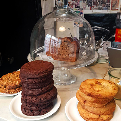 Les cookies de Boot Café