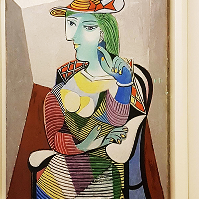 Un tableau de Picasso