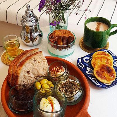 Le brunch marocain de Oultma