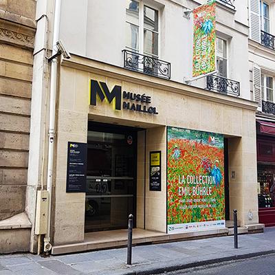 L'expo Buhrle du Musée Maillol