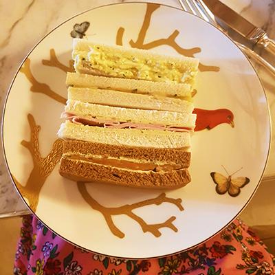 Les fingers sandwichs de Le Dali