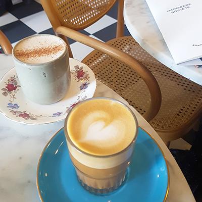 La pause café chez The Hardware Society