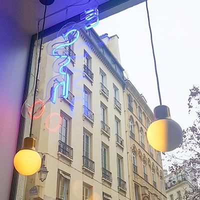Les luminaires de Echo Deli