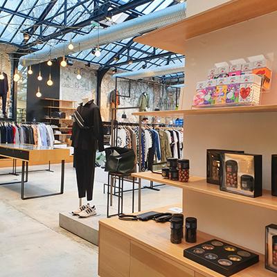 Le concept-store d'Archive