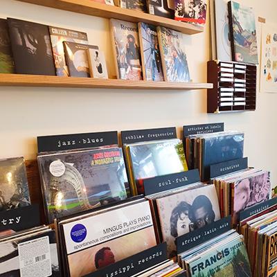 Les autres disques de Café Comets