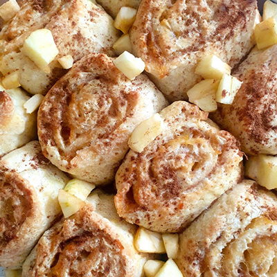 Focus sur les cinnamon rolls
