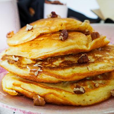 L'indécence des pancakes